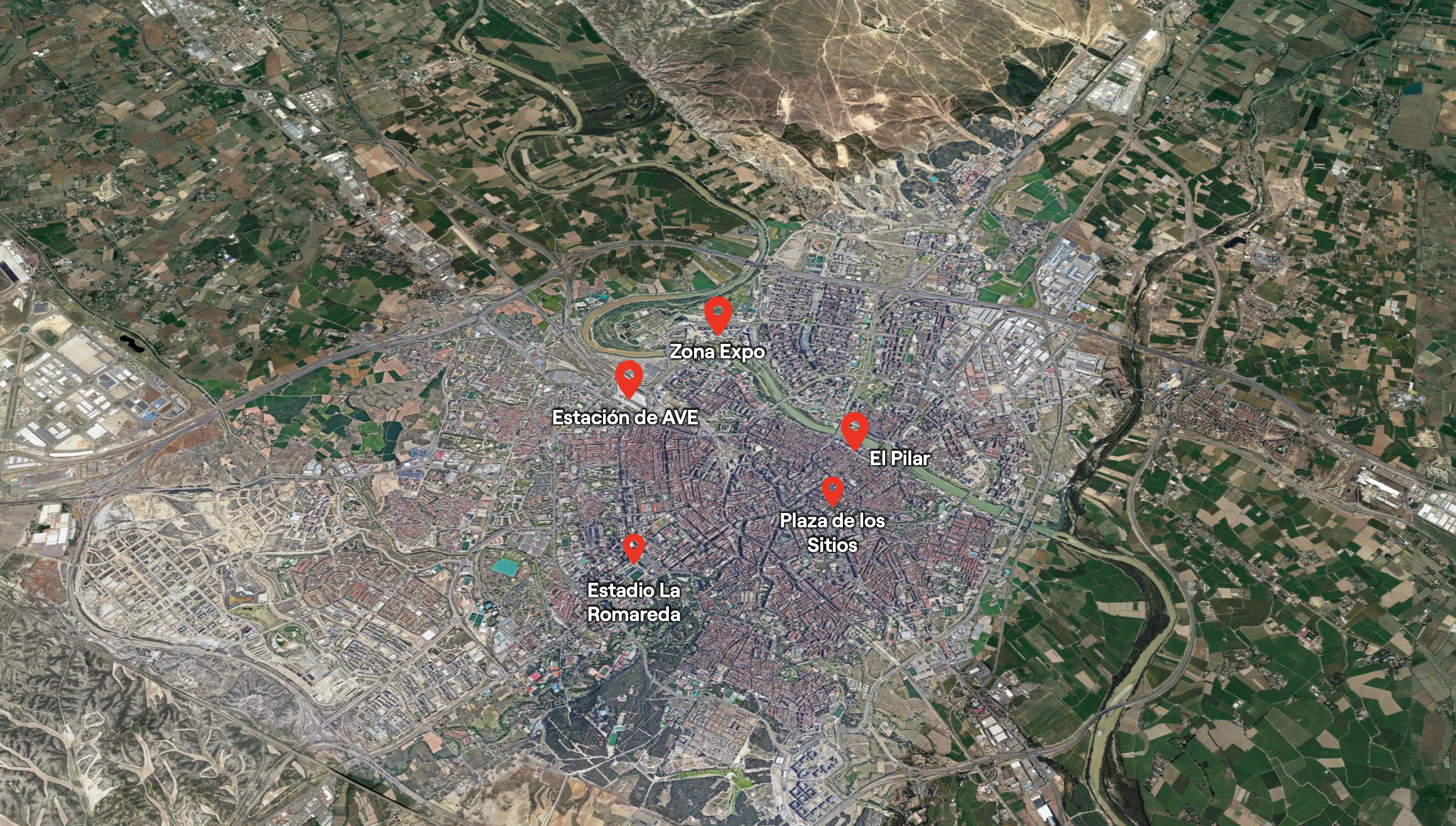 Residencias de estudiantes en Zaragoza